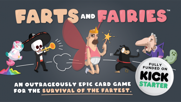 Challenge Friends In A Putrid Duel With Farts & Fairies