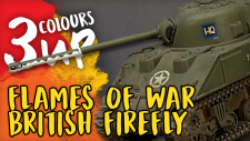 Flames Of War Painting Tutorial – Sherman Firefly