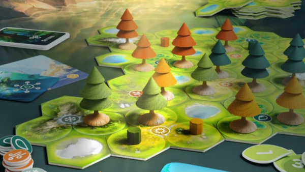 Grow Your Own Forest of Serenity in the Forests of Pangaia Kickstarter