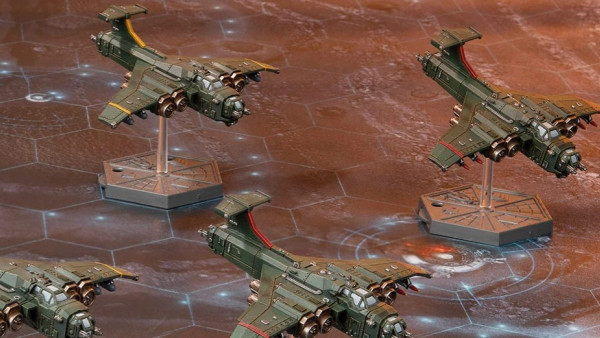 Soar The Skies With New Aeronautica Imperialis Releases At Forge World