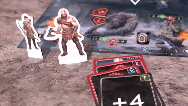 Kratos Needs You! God of War: The Card Game Now Available