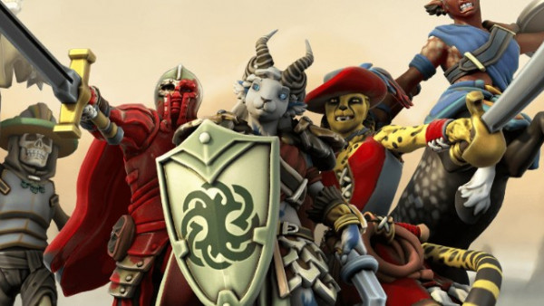 New Items And Features Added To Hero Forge