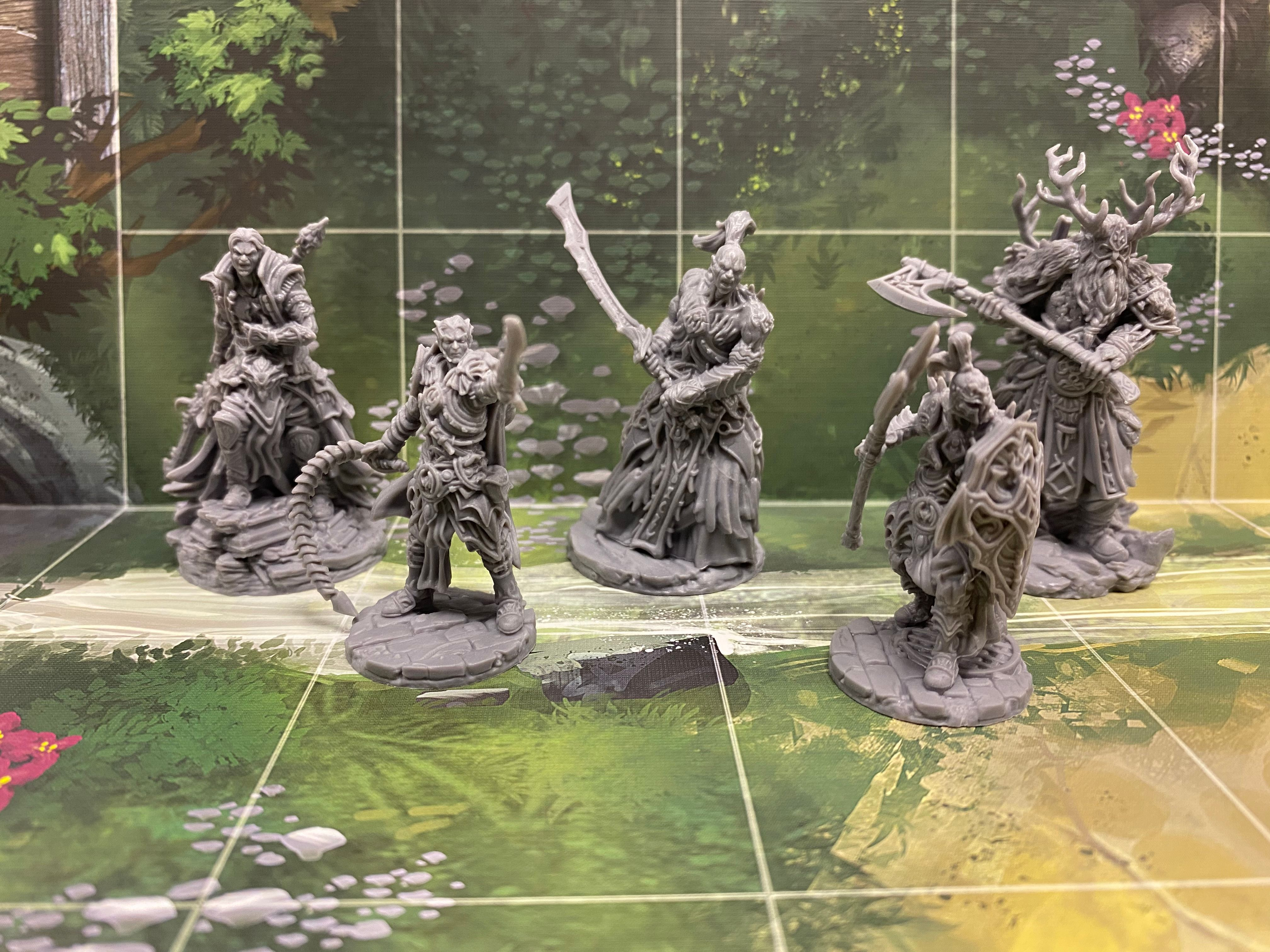 Lazy Squire Games Miniatures #2