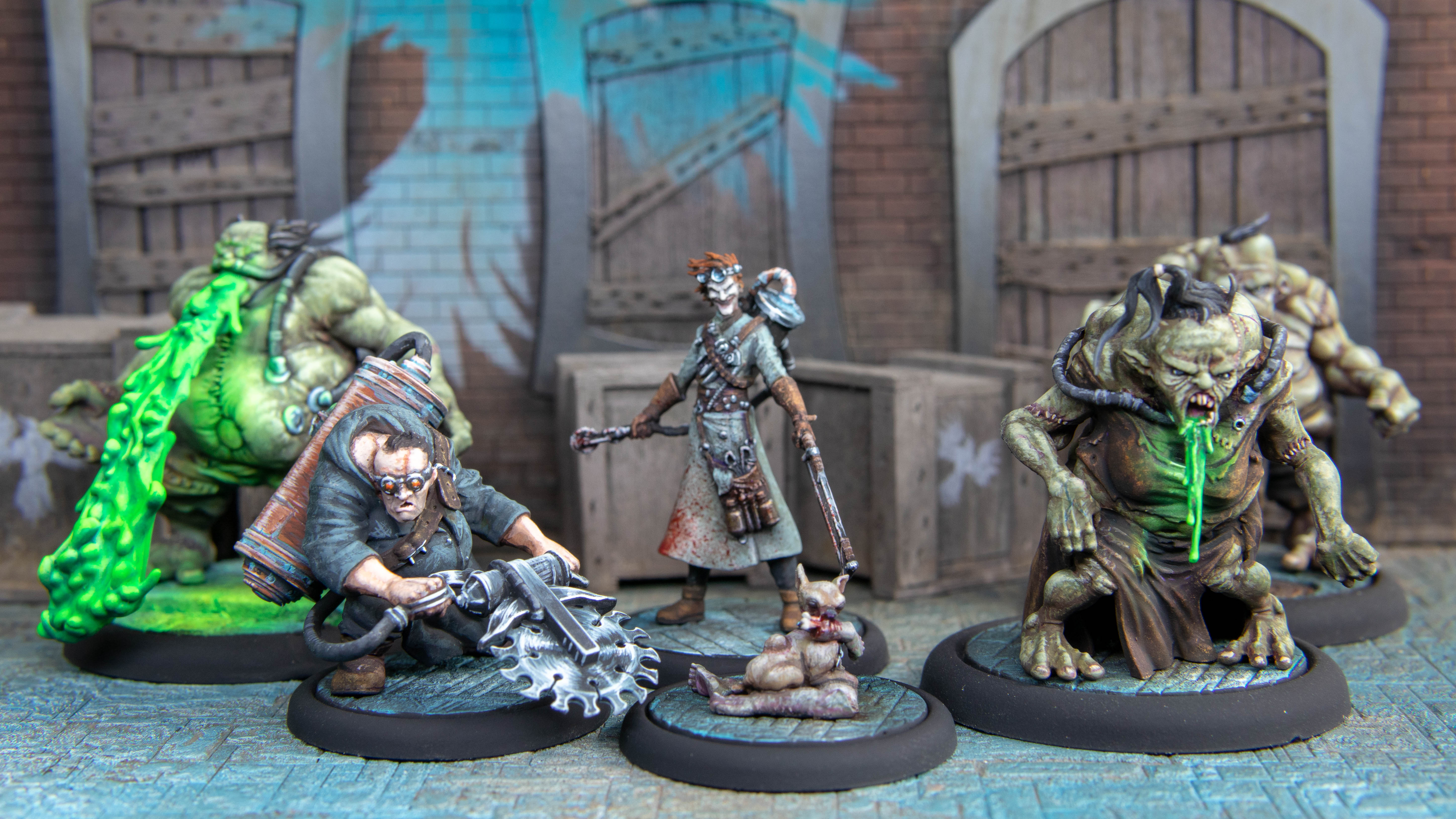 Malifaux #3 by soapdodger