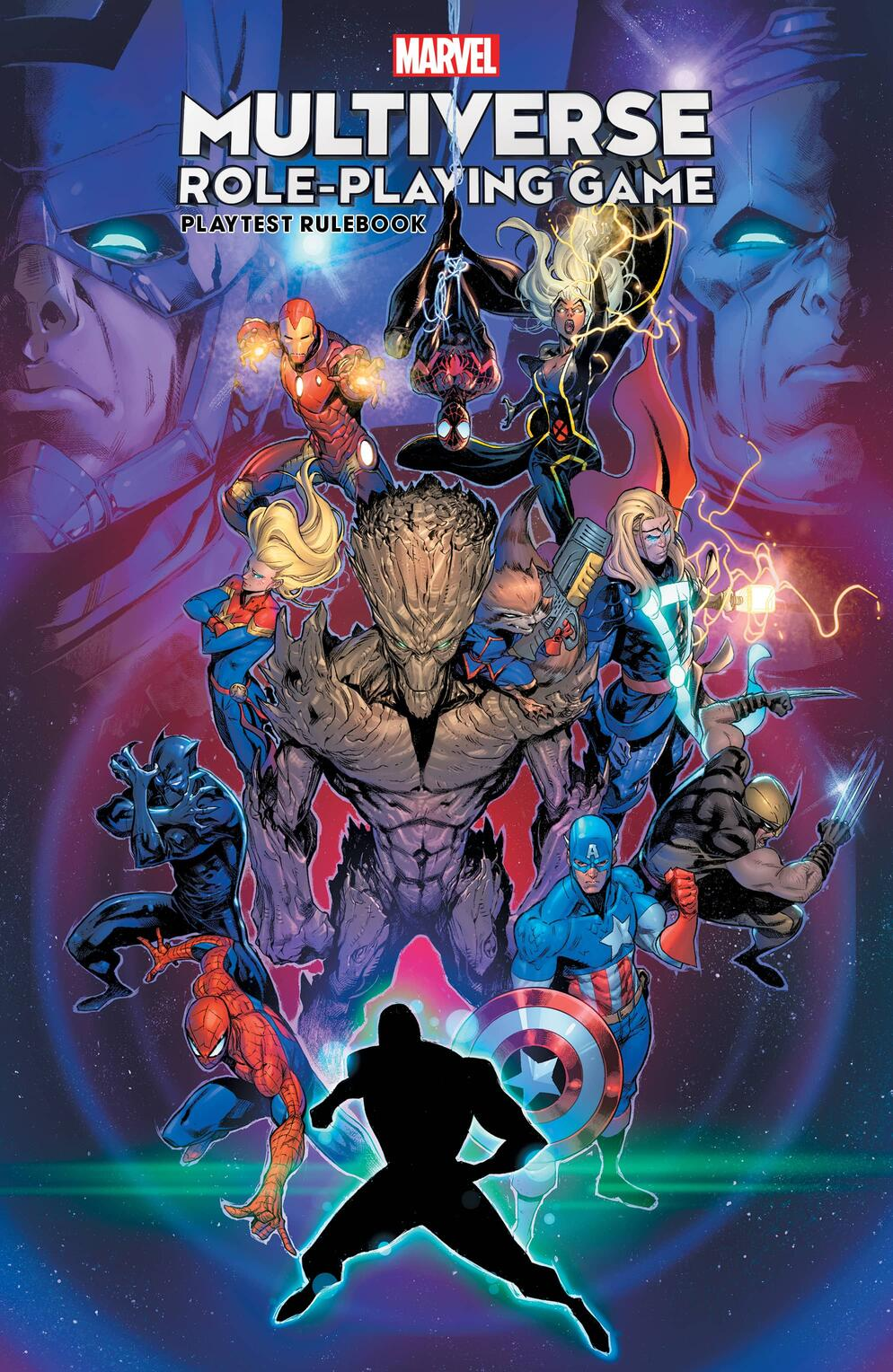 Marvel Multiverse Role-Playing Game - Marvel