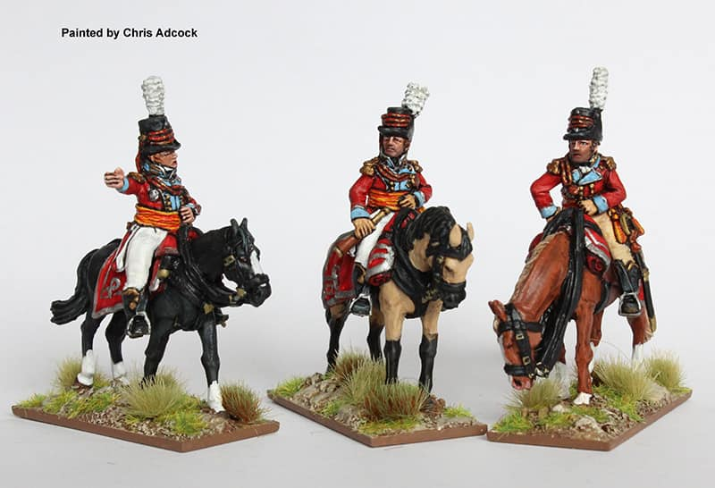 Mounted High Command 1803-07 - Perry Miniatures