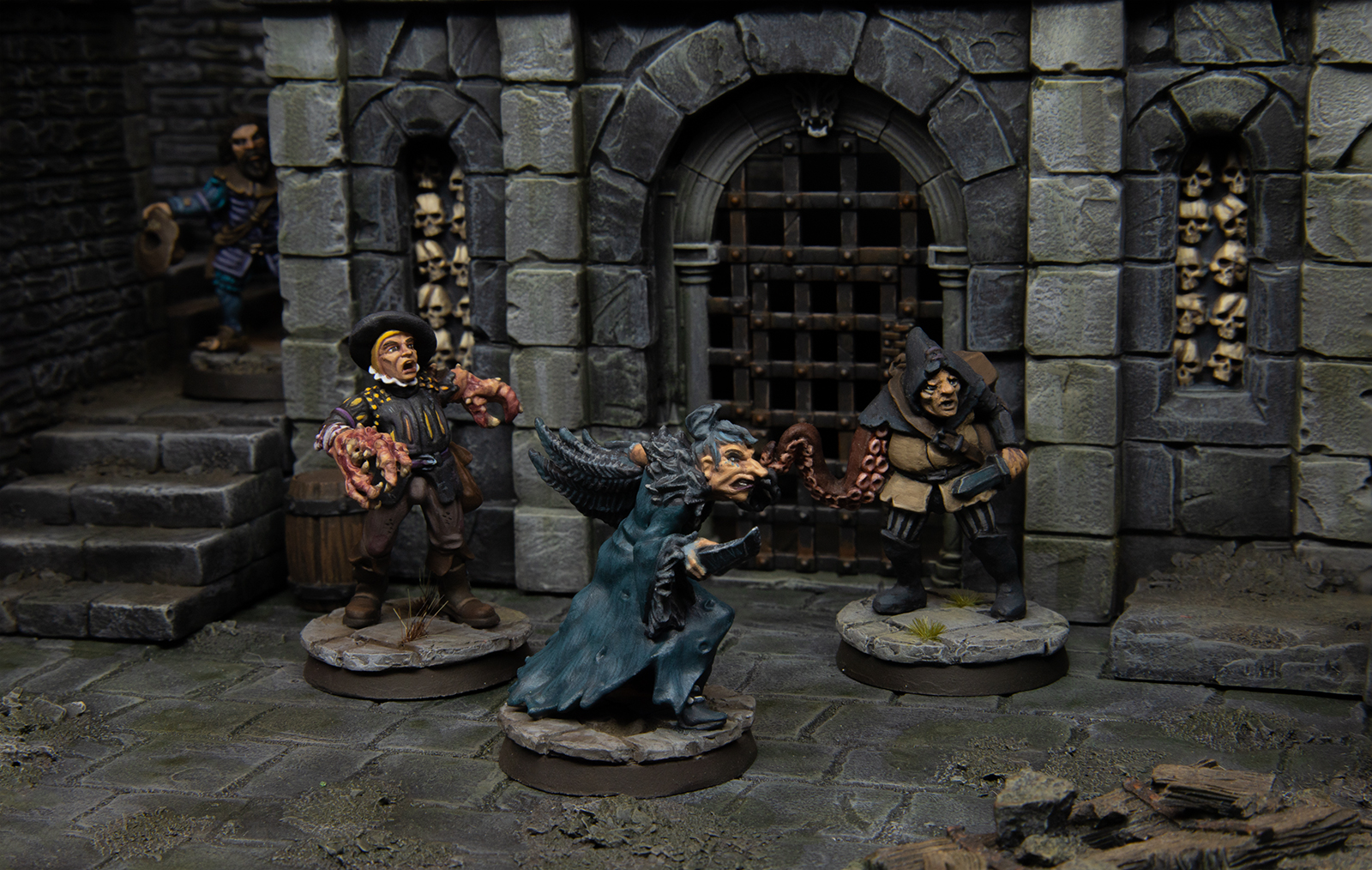 Mutants In The Sewer - King Games