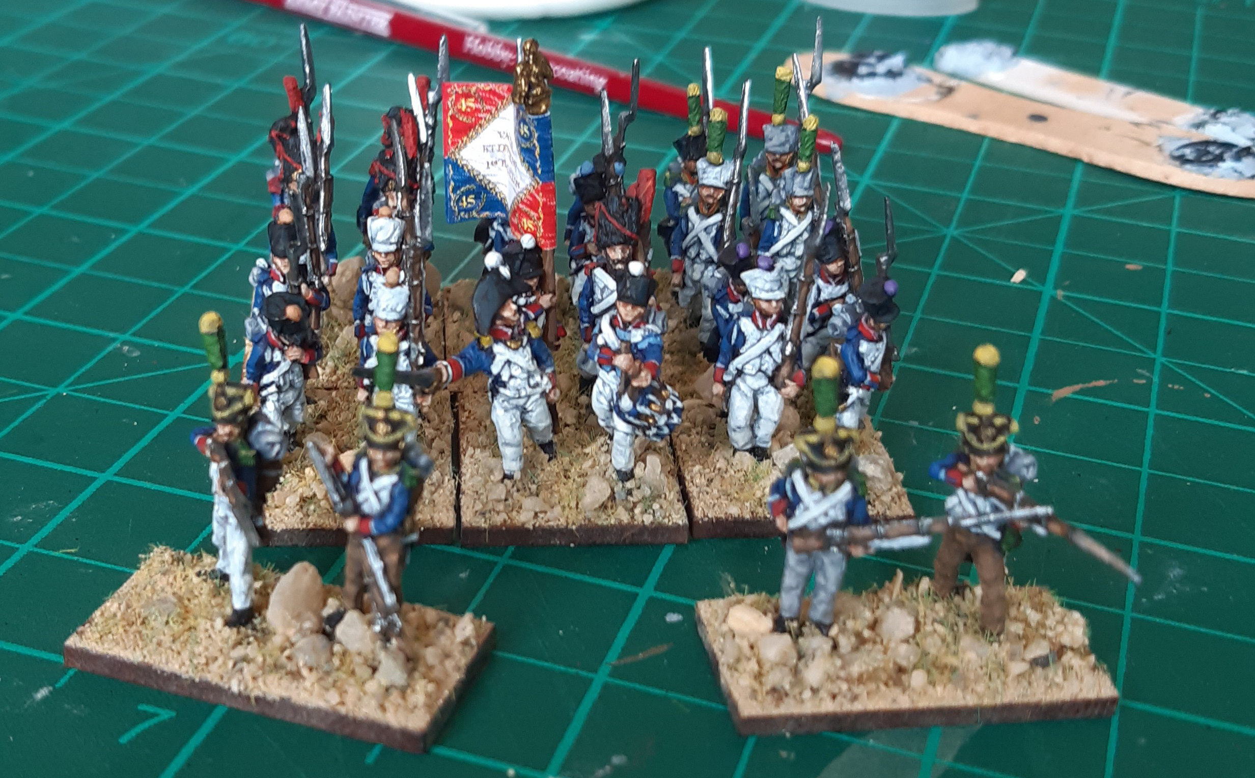 Napoleonic French #1 by scribbs