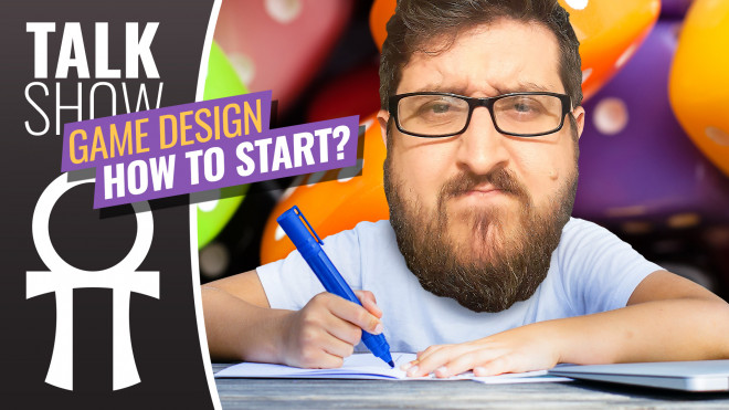 Cult Of Games XLBS: Game Design; How On Earth Do You Get Started?!