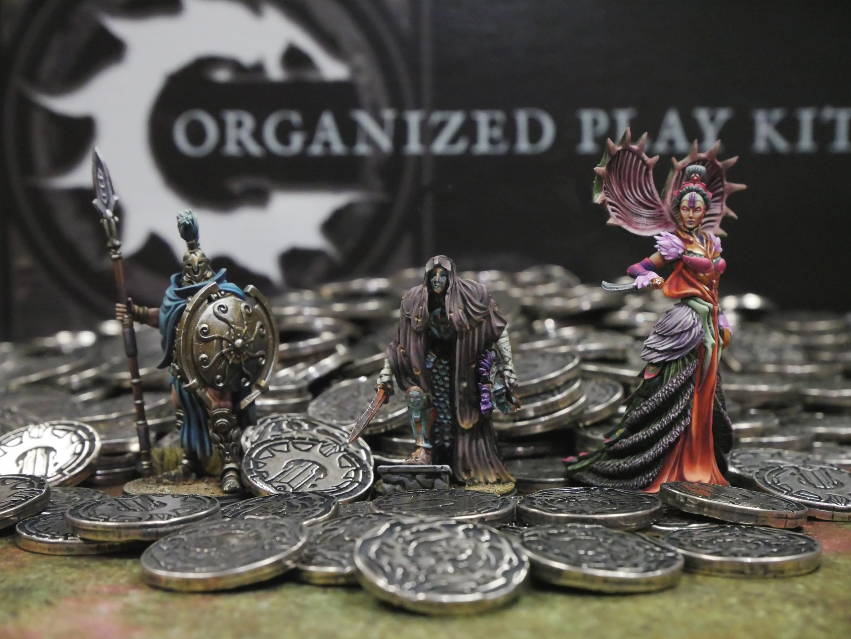 Organised Play Miniatures - Conquest