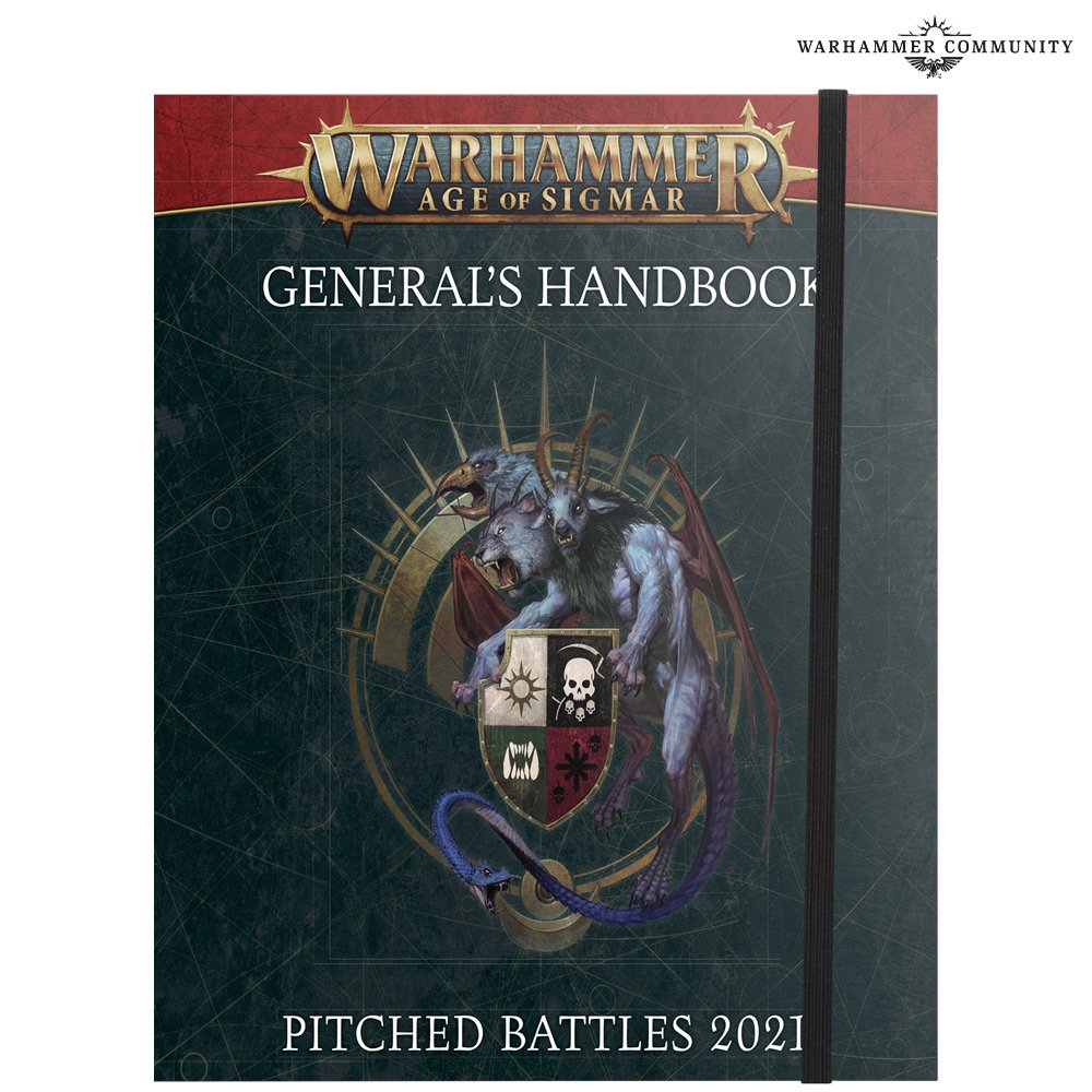 Pitched Battles 2021 - Age Of Sigmar JUNE NEW