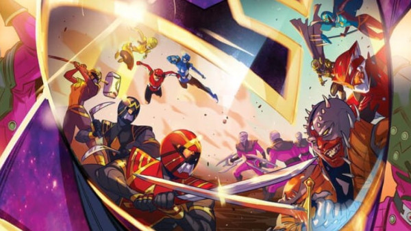 New Power Rangers Heroes of the Grid Expansions Coming Soon To Kickstarter