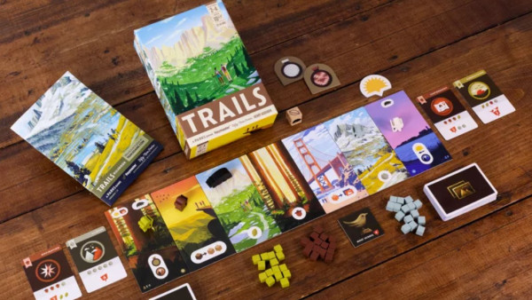 Hike The National Parks Of The US In Keymaster's Trails