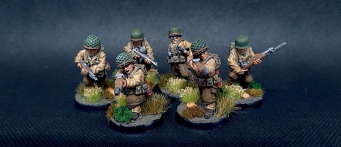 US Soldiers - 3DBreed Miniatures