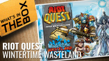 Unboxing: Riot Quest Wintertime Wasteland | Privateer Press