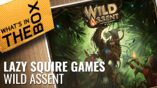 Unboxing: Wild Assent & Shadow Of The Silvestrem Expansion | Lazy Squire Games