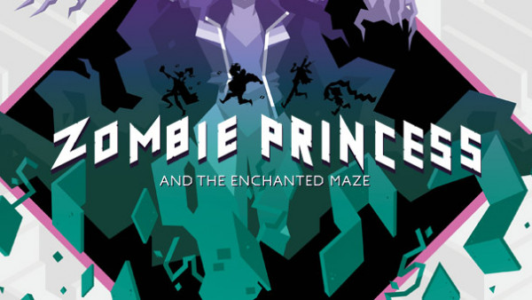 WizKids Bring Us Zombie Princess And The Enchanted Maze!