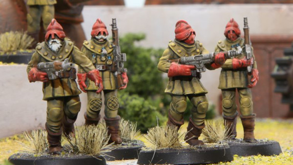 Defend Avalon With Black Site's New Sci-Fi Miniatures