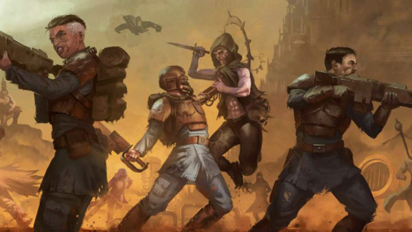 Join The Penal Legion In Wrath & Glory's Bloody Gates PDF