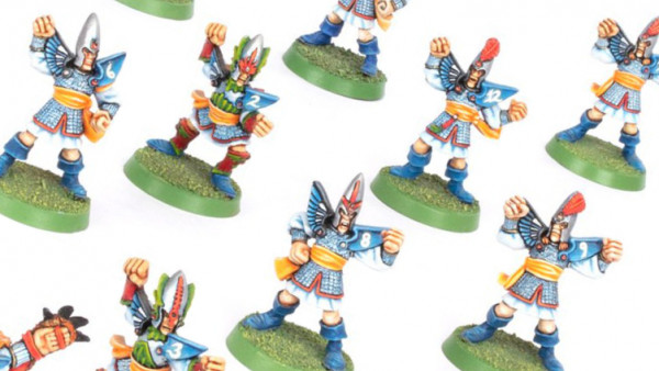 Pick Up Classic Blood Bowl Teams From Games Workshop