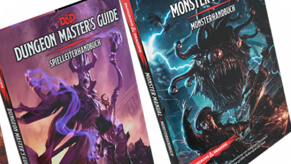D&D Translates Into Different Languages From September 2021!