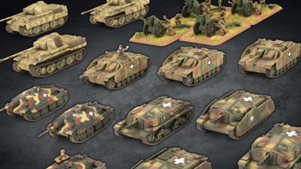 Snag Yourself A Hungarian Starter Force For Flames Of War