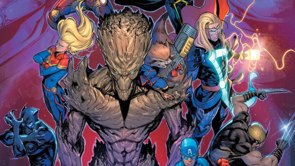 Marvel Launching Official Multiverse Role-Playing Game