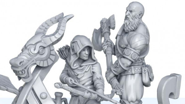 Adventure With Dad Of Boi & Signum Games' New Miniatures