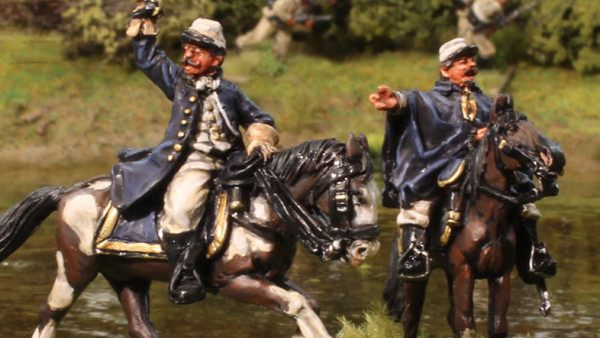 Perry Release New Officers For Triple Alliance Wargamers