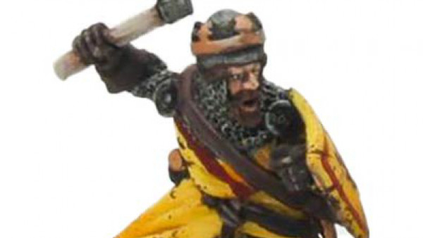 Footsore Miniatures Release New Kings For The Barons' War