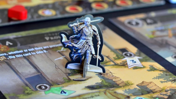 Marc André's Soul Raiders Heads To Kickstarter 7th July