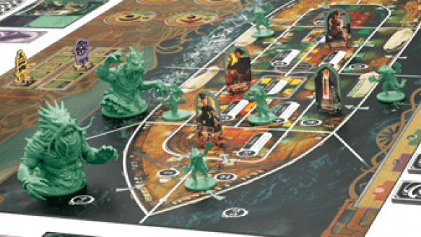 Tackle Lovecraftian Traitors In FFG's New Game, Unfathomable