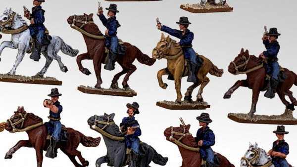 Play Out The American Plains Wars In 20mm With New Miniatures