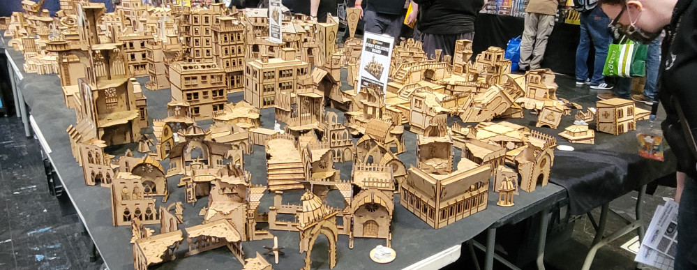 MDF Terrain For Every Type of Tabletop Adventure at TTCombat!