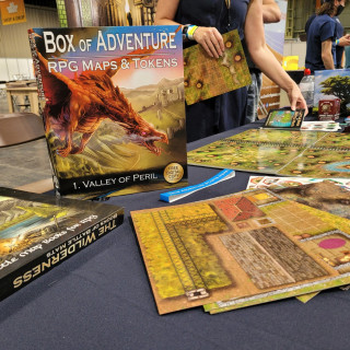 Loke BattleMats: All Of The Gaming Mats & More You'd Need For D&D & Beyond! #UKGE2021