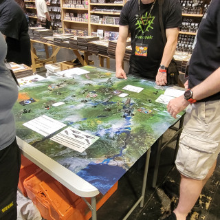 TTCombat: Discussing Everything New! Terrain & More