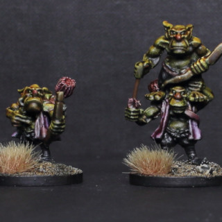 The Finished Orc and Goblins