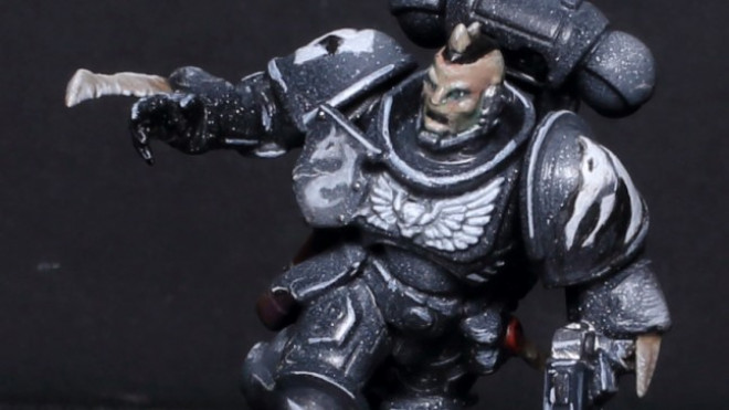5 Charity Space Marines
