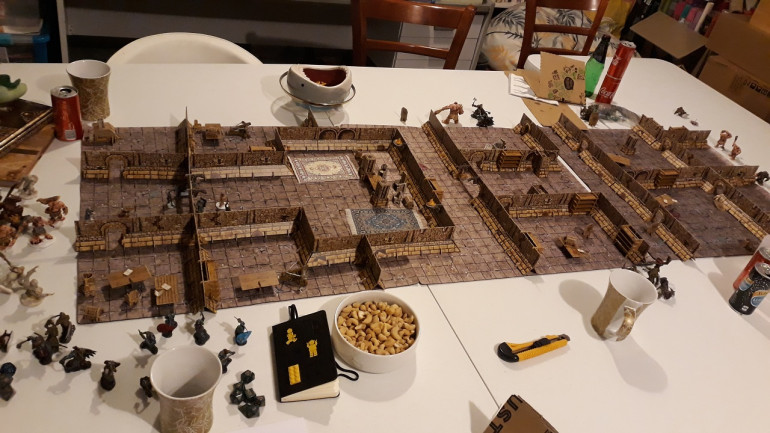 I also may have been talked in to running a Murder Hobo campaign...
