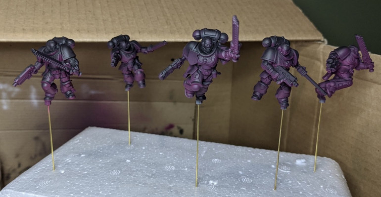 Part Two: Imperial Fists Space Marines