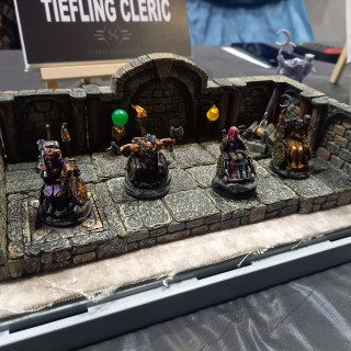 Strata Miniatures: Dungeons & Diversity Miniatures - Perfect for D&D & Pathfinder! #UKGE2021