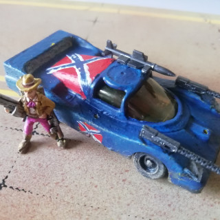 Early paint jobs