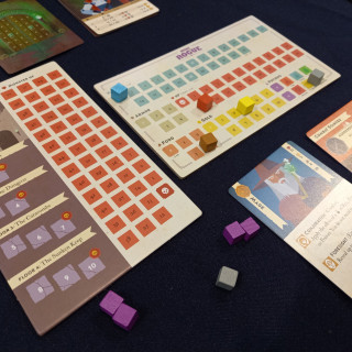 Nuts! Publishing: This War Without An Enemy, Mini Rogue & 300: Earth & Water #UKGE2021