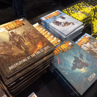 Free League: Amazing RPG Systems To Suit Every Player! #UKGE2021