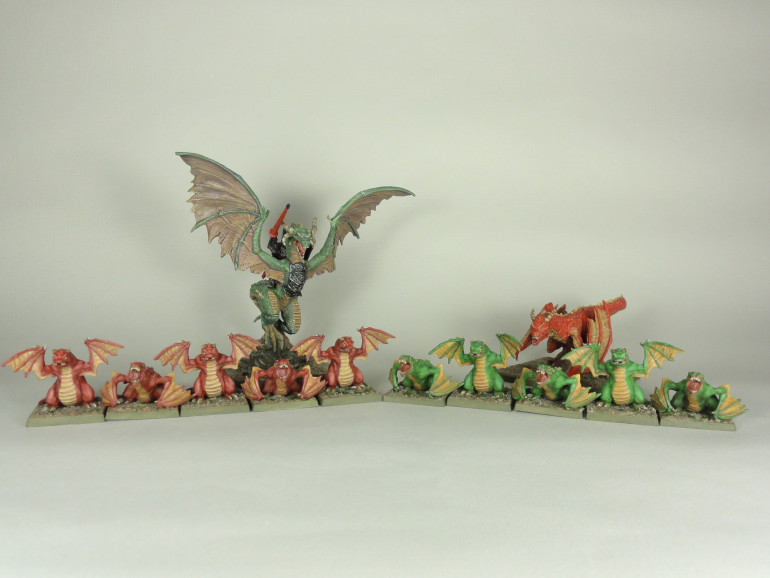 The Drakon Family (Diddle dee dump)