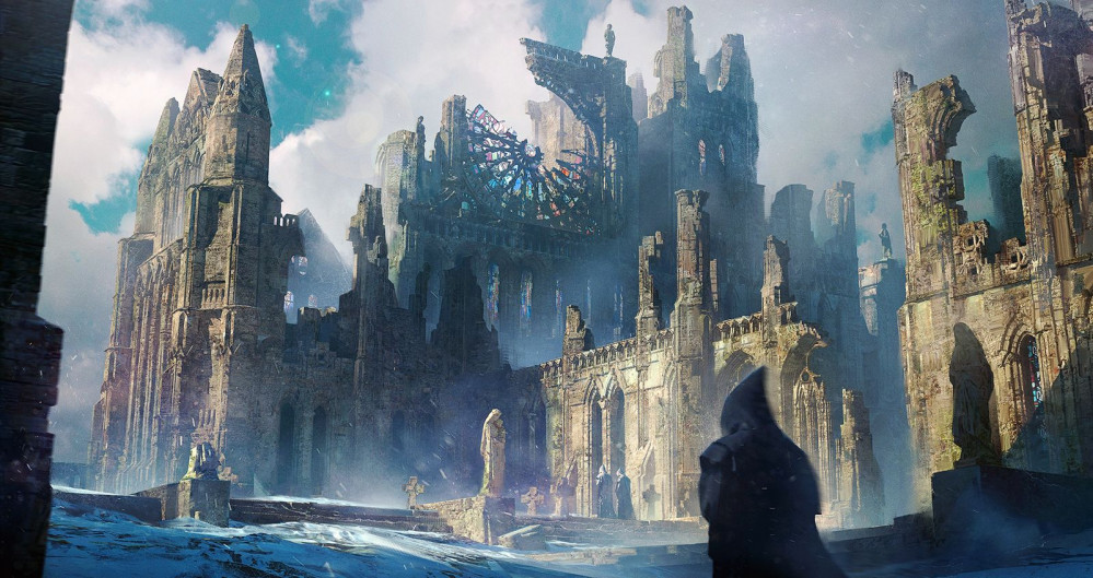 A City: Frozen, Cursed, and Ruined?
