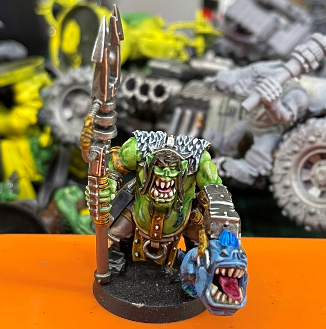 Orks and more Orks