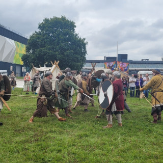 The Vikings Have Initiated Battle on the Main Stage!
