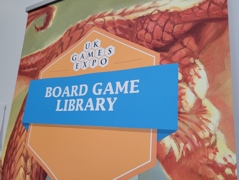 Get Out Your Library Card: The Board Game Library is Open!