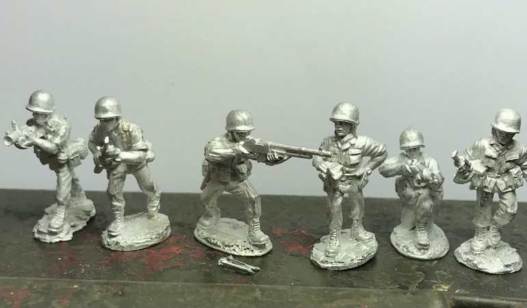 My next project is to paint some ARVN from gringo40s